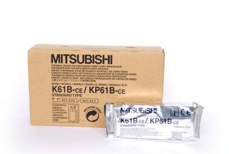 Mitsubishi K61 S/B videoprinter papír