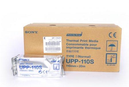 SONY UPP 110 S videoprinter papír