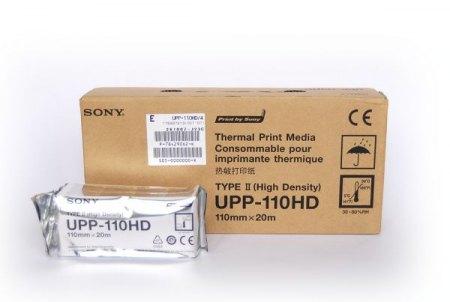 SONY UPP 110 HD eredeti videoprinter papír