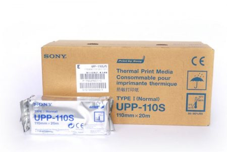SONY UPP 110 S kompatibilis videoprinter papír
