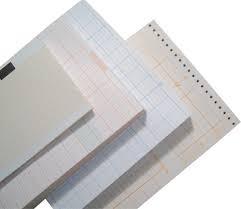 CTG papír Kontron Fetalmon 2A