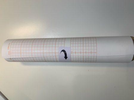 CTG papír Bionet Fetal care FC700, Gima