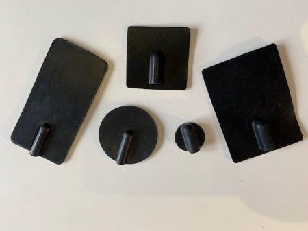 Fizikoterápiás elektróda, gumi 50 mm